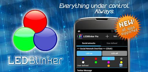 LED Blinker Notifications Pro 8.2.0-pro build 489 (Paid)