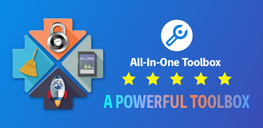 All-In-One Toolbox: Cleaner & Speed Booster 8.1.6.1.3 build 150300 (Pro)