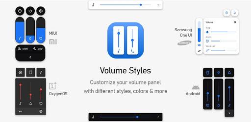 Volume Styles MOD APK 4.2.0 (Premium)