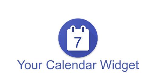 Your Calendar Widget MOD APK 1.53.3 (Pro)