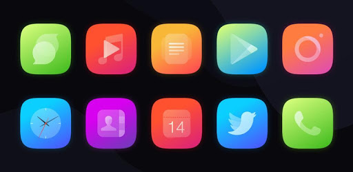 Athena Icon Pack – Squircle Icons 4.2 (Patched)