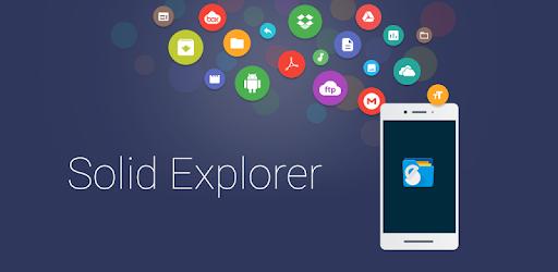 Solid Explorer File Manager 2.8.13 build 200229 (Final Unlocked)