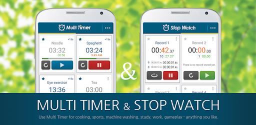 Multi Timer StopWatch 2.8.3 build 329 (Premium Mod)