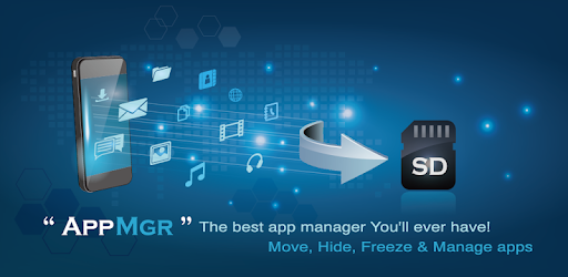 AppMgr Pro III (App 2 SD, Hide and Freeze apps) 5.20 build 160005209 (Patched)
