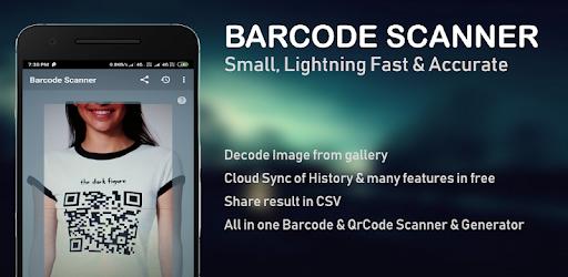 Barcode Scanner MOD APK 1.80 (PRO)