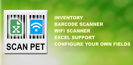 Inventory & Barcode scanner & WIFI scanner 6.91 (Paid)