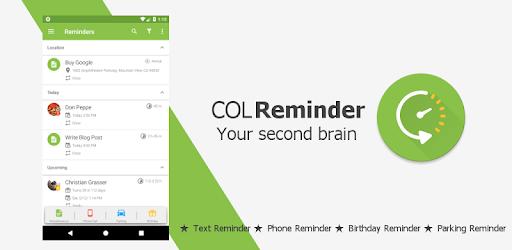 COL Reminder MOD APK 3.7.4.3