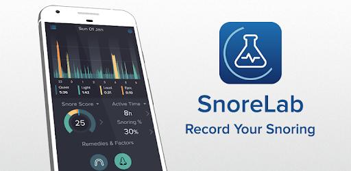 SnoreLab MOD APK 2.15.13 (Premium)