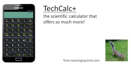 TechCalc+ Scientific Calculator (adfree) 4.8.3 (Paid)