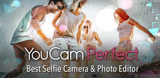YouCam Perfect mod apk 5.61.0 (Premium)