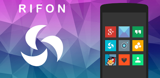 Rifon – Icon Pack v18.6.1 (Patched)