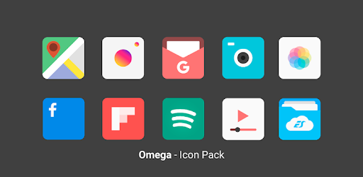 Omega – Icon Pack 5.3 (Patched)