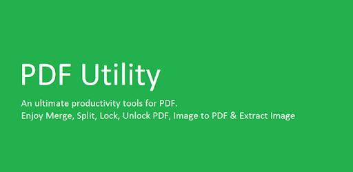 PDF Utility MOD APK 1.5.7 (Patched)