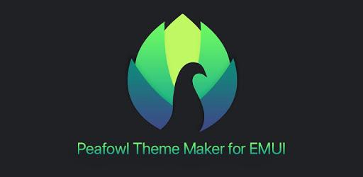 Peafowl Theme Maker for EMUI 16.0.1 (Pro)