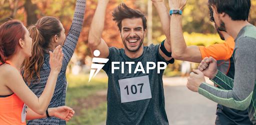 FITAPP Running Walking Fitness 6.7.13 (Premium Mod SAP)