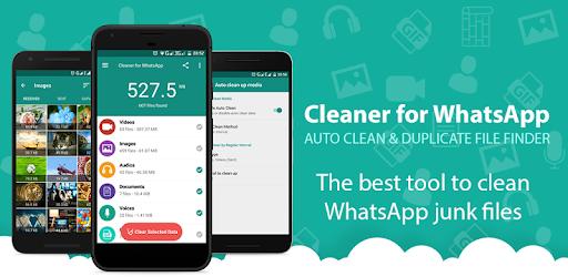 Cleaner MOD APK for WhatsApp 2.5.6 (Sap)