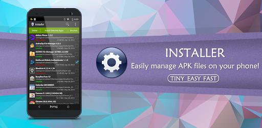 Installer Pro – Install APK 3.6.0 (Paid)