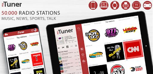 myTuner Radio MOD APK 8.0.27 (Pro)
