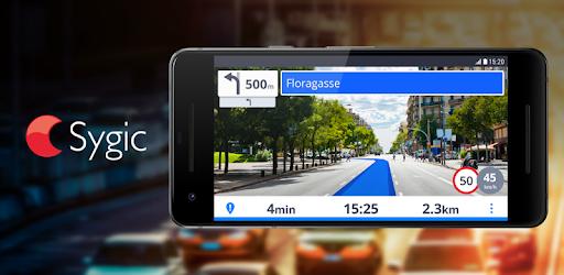 Sygic GPS Navigation & Maps 20.5.0 (Unlocked Mod)