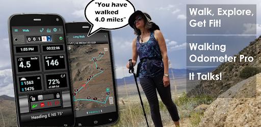 Walking Odometer Pro MOD APK 1.46 (Premium)