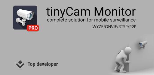 tinyCam MOD APK 15.1.2 (Paid PRO)