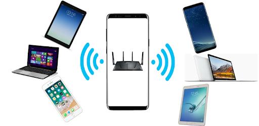 NetShare-no-root-tethering::WiFi Hotspot v1.96 (Pro)