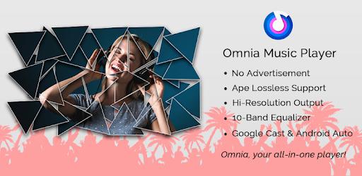 Omnia Music Player Premium 1.4.10 build 76 (Mod)