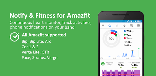 Notify & Fitness for Amazfit 11.0.8 (Pro)