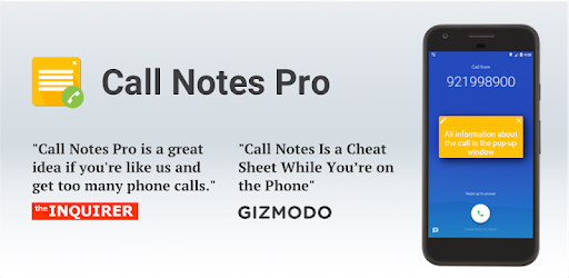 Call Notes MOD APK 21.04.02 (Paid Pro)
