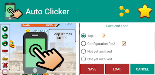 Auto Clicker pro – Tapping 3.6.2 (Paid)