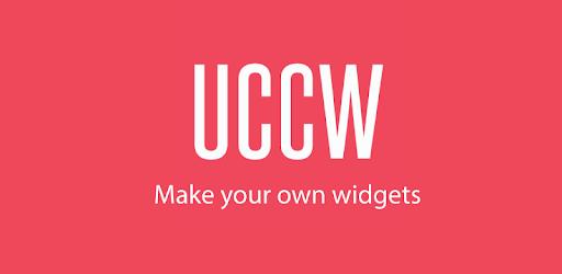 Ultimate Custom Widget (UCCW) 4.9.5 (Donate)