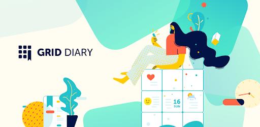 Grid Diary MOD APK 2.0 (Premium)