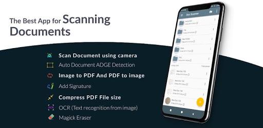 Document Scanner MOD APk 6.3.0 (Pro)