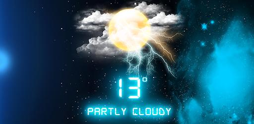 Weather Neon MOD APK 4.8.0.GMS (Pro)
