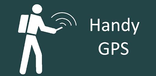 Handy GPS MOD APK 36.6 (Paid)