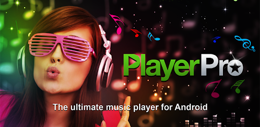 PlayerPro Music Player MOD APK 5.25 (Paid)