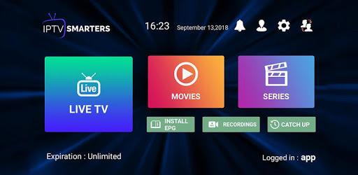 IPTV Smarters Pro MOD APK 3.0.1 Beta