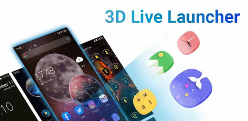 3D Launcher MOD APK 4.9 (Premium)