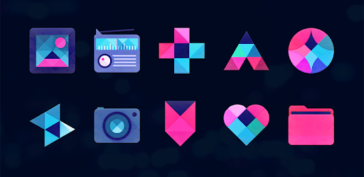 Unicorn Dark – Icon Pack 11.6 (Patched)