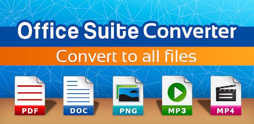 All Files Converter -PDF, DOC, JPG, GIF, MP3, AVI 41 (PRO)