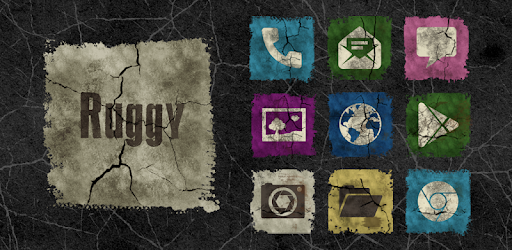Ruggy – Icon Pack 9.0.8 (Patched)