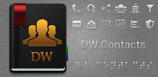 DW Contacts & Phone & Dialer 3.1.9.7 (Patched)