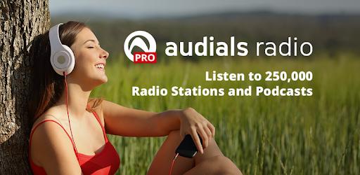 Audials Radio Pro MOD APK 9.6.5-0-ga99e00681 (Paid)