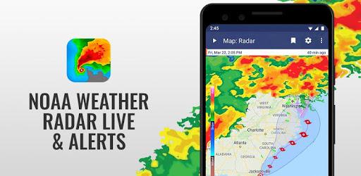 NOAA Weather Radar Live & Alerts 1.40.2 (Premium Mod SAP)