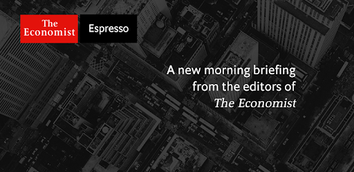 The Economist Espresso. Daily News 1.10.4 (Subscribed)