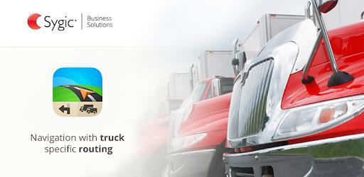 Sygic Truck GPS Navigation 21.1.0 build 2482 Final (Unlocked)