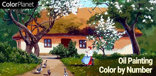 ColorPlanet: Oil Painting Color by Number Free 1.3.0 (Premium)