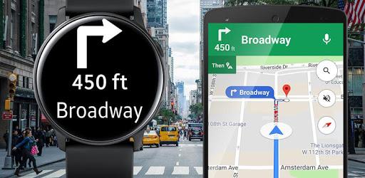 Navigation Pro: Google Maps Navi on Samsung Watch 12.23 (Paid)