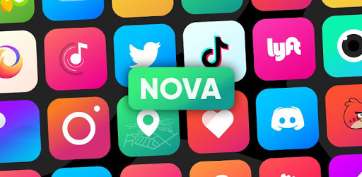 Nova Icon Pack – Rounded Square Icons 5.4 (Patched)