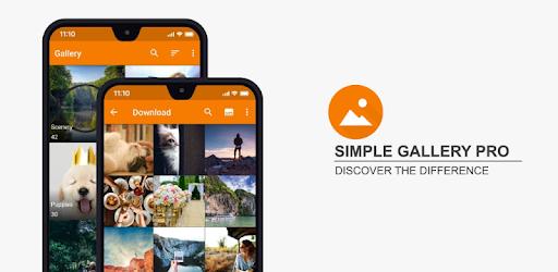 Simple Gallery MOD APK 6.20.1 (Paid Pro)